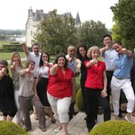 Loire Valley Tours 2013 team.