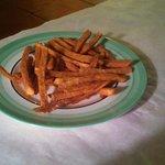 Delish replacement sweet potato fries
