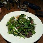 salad vegies