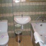 Hotel Katowice - bagno camera singola