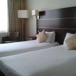 Our lovely room!