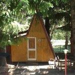 baita nel camping Lorica :)