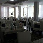 La sala pranzo