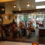 Traditional Irish Music at Bill Chawke's