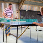Table tennis at Westward Living