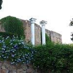 Exterior terma romana