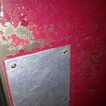peinture ascenseur
