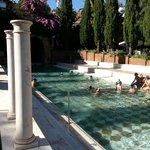 Esterior piscina balneario