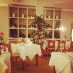 Christmas at the Contented Vine