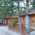 Older cabins
