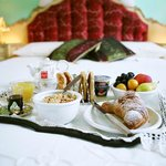 'Breakfast in Bed'