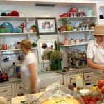 La cucina nel negozio