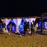 beach party mehari hotel