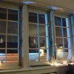 Fenêtres à Noël