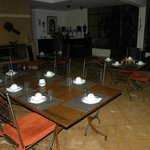salle des repas