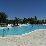 piscine coté grand bain