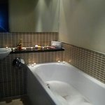 bath in executive room