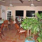 Stella Maris Clubhouse Restaurant Foto