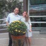 Despedida do hotel Mário e Norma 04/082013