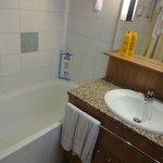 Banheiro apart-hotel