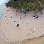 Le morne kite beach