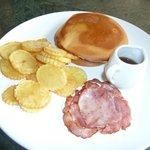 Breakfast ~$4-5