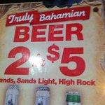 Beer deals