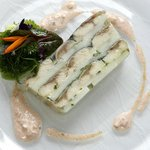 Herring and Potato Terrine
