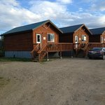 The 3 cabins
