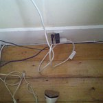 Just 1 of the fire hazards, forget charging u cell