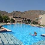 Hotel Areti Megala Horafia Foto
