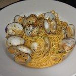 Spaghetti A La Vongole