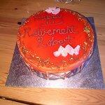 abfab cake!