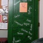 travellers' doorway