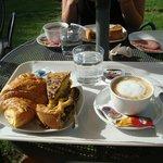 un esempio di colazione...