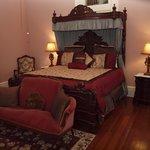 Bedroom at Loyd Hall