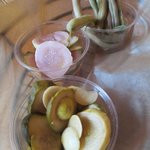 Worthy Pickle Trio of the Day!