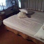 camas desechas