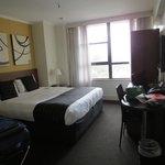 Room from the doorway