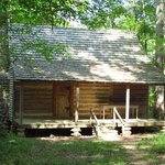 Baber-Bridges Log House, ca. 1815