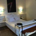 Room 407, single room