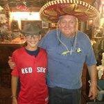 Russ & my son