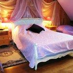 La Croix du Reh - Lavender Family room