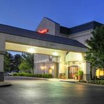 Hampon Inn Tuscaloosa Exterior