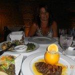 Magnifica Cena de Agosto en Braga