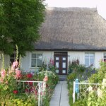 Ferienhaus mit romantischem Bauerngarten