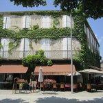 Brassac, restaurant Cafe de Paris