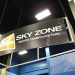Skyzone Entrance