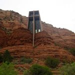 church in the rocks at sedona