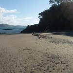 Private beaches close to Treghan